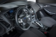 Ford Focus 1.6 EcoBoost - wnętrze