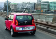 Volkswagen Cross Up! - tył