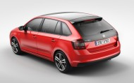 Skoda Rapid Spaceback hatchback