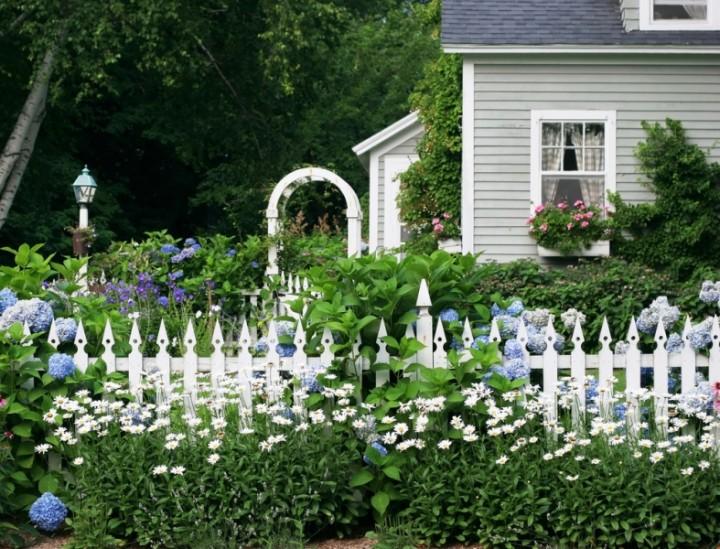 Zdjęcie Czy Wiesz Jak Urządzić Przydomowy Ogródek Galeria