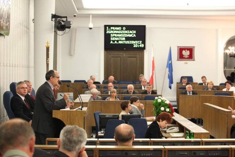 Senat zajmie się Polskim Ładem na posiedzeniu 27-29 października