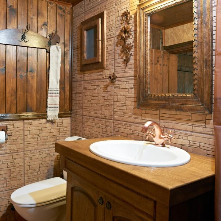 Zdjęcie Nr 2 Drewno W łazience Aranżacje Dużo Zdjęć