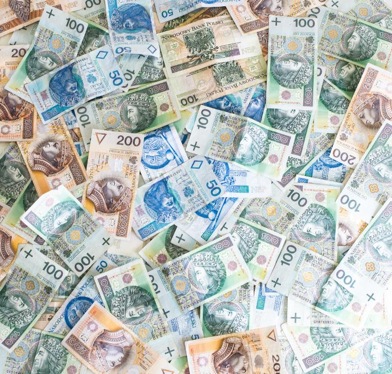 finanse, pieniądze Fot. Fotolia
