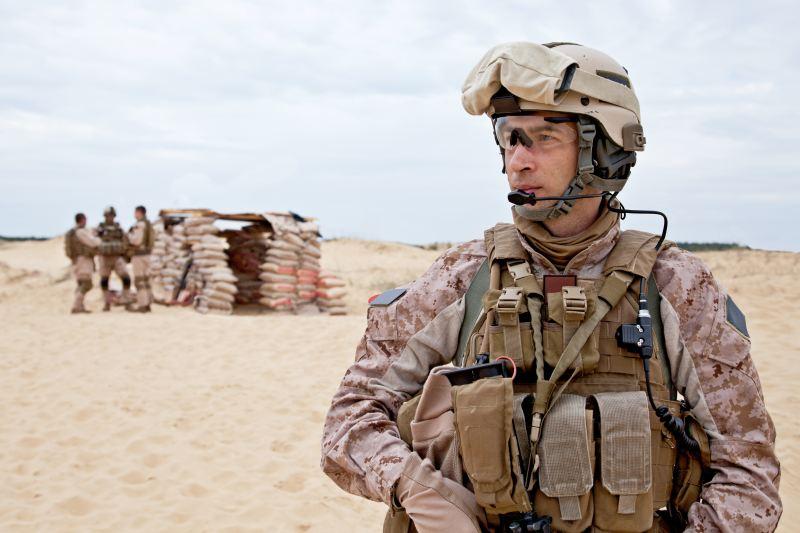 wojsko, żołnierze. Fot. Fotolia